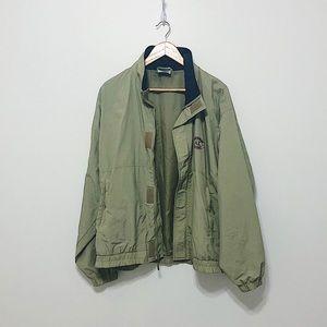 Fahrenheit Coat - XL Green